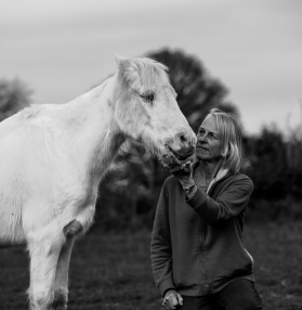 Saying goodbye, Ceremony, Equine, Healing, Learning, Counselling